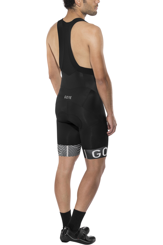 038bd95fd3c85 GORE WEAR C5 Optiline Short de cyclisme Homme, black/white